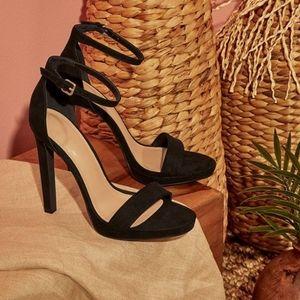 Black - Kati Heels Sandal by Justfab
